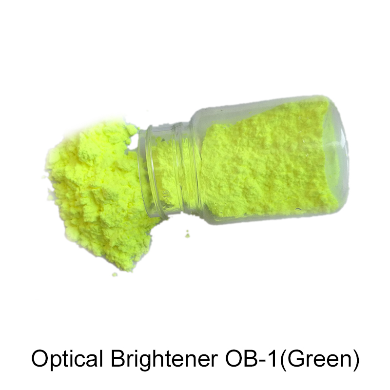 The production process of PP woven bags use optical brightener OB-1