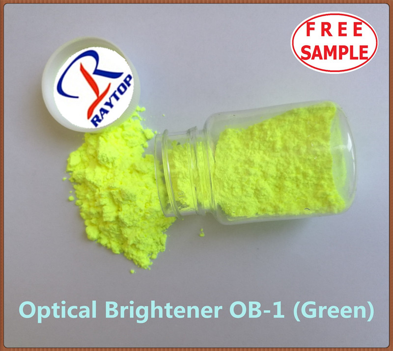 Factory supply optical brightener OB-1 used for  PET PP PVC